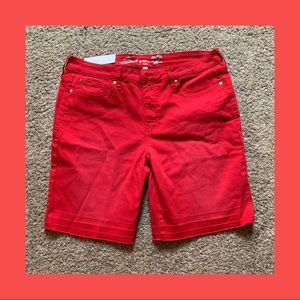 Seven7 Weekend Bermuda Shorts